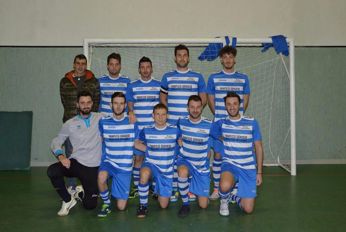 Duepuntozero sponsors Athletic Bollengo Team
