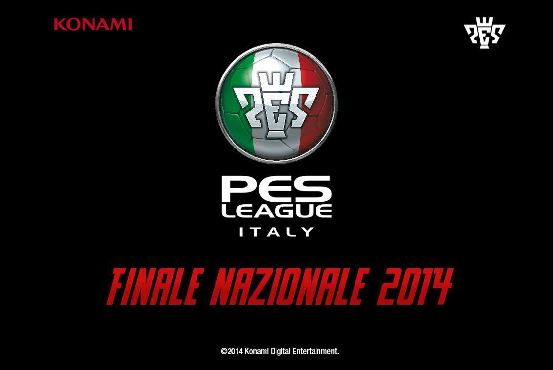 Finale Nazionale Pes league 2014